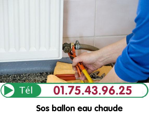 Depannage Ballon eau Chaude Bievres 91570