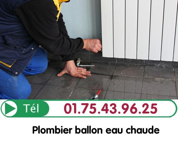 Depannage Ballon eau Chaude Boussy Saint Antoine 91800