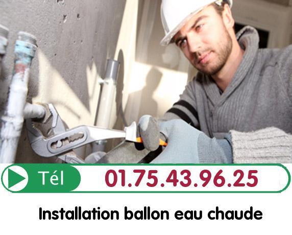 Depannage Ballon eau Chaude Corbeil Essonnes 91100