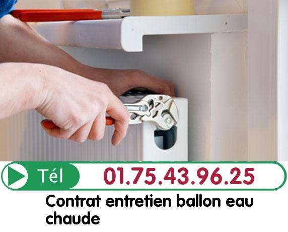 Depannage Ballon eau Chaude Crosne 91560