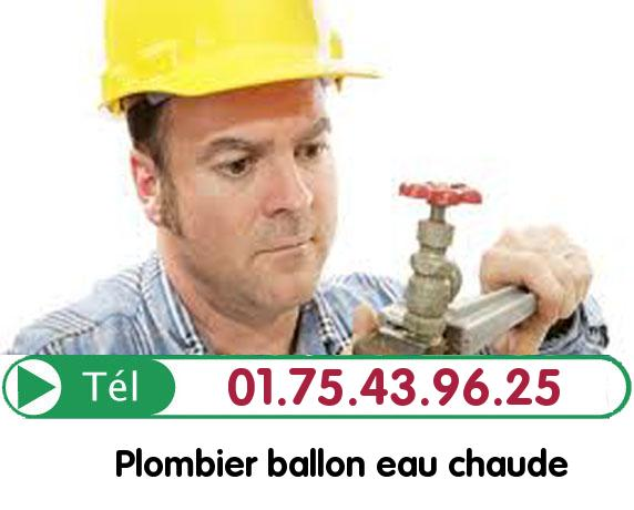 Depannage Ballon eau Chaude Draveil 91210