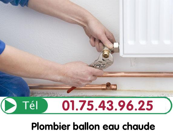 Depannage Ballon eau Chaude Grigny 91350
