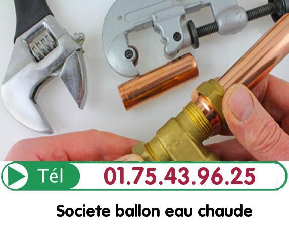 Depannage Ballon eau Chaude La Ferte Alais 91590