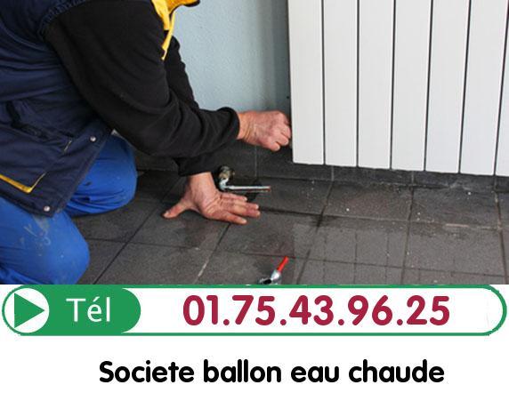 Depannage Ballon eau Chaude Milly la Foret 91490
