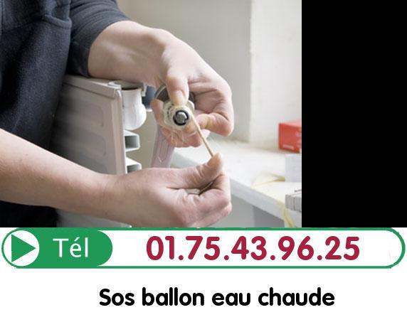 Depannage Ballon eau Chaude Montgeron 91230
