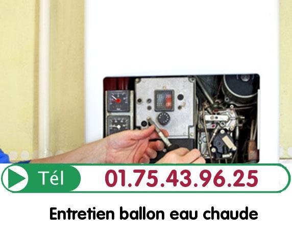 Depannage Ballon eau Chaude Montlhery 91310