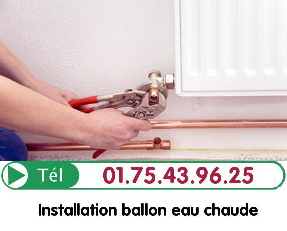 Depannage Ballon eau Chaude Morangis 91420