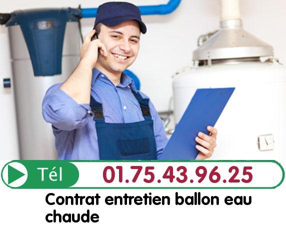 Depannage Ballon eau Chaude Quincy sous Senart 91480