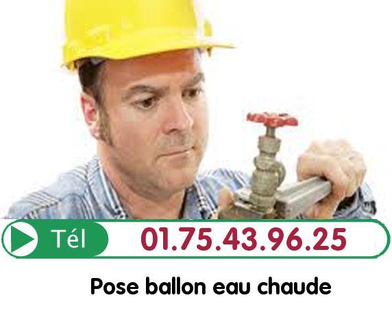 Depannage Ballon eau Chaude Saint Pierre du Perray 91280