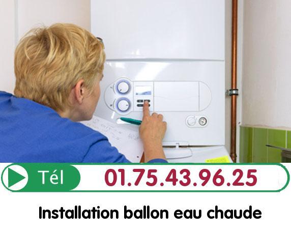 Depannage Ballon eau Chaude Saulx les Chartreux 91160