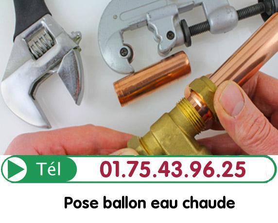 Depannage Ballon eau Chaude Soisy sur Seine 91450