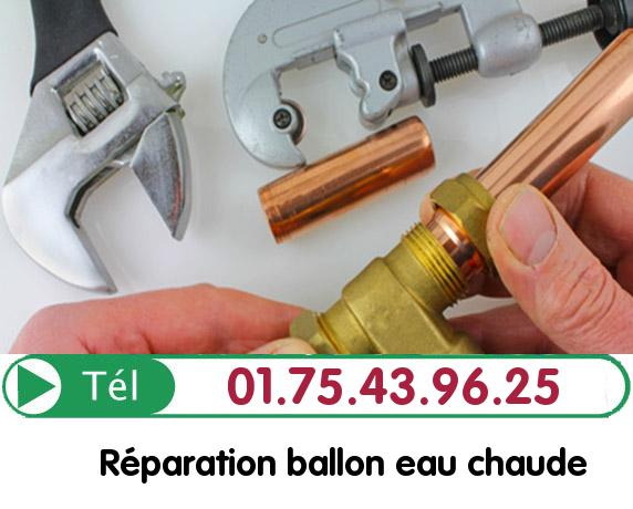 Depannage Ballon eau Chaude Val-de-Marne