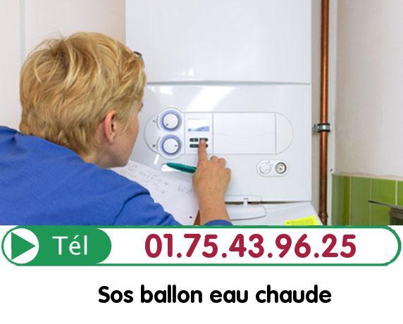 Depannage Ballon eau Chaude Villemoisson sur Orge 91360