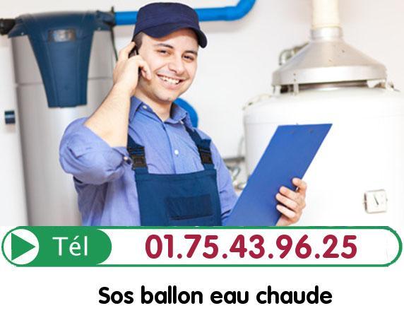 Reparation Ballon eau Chaude