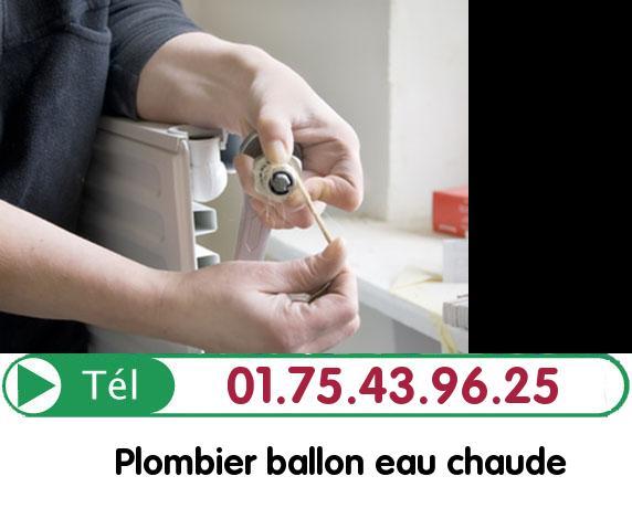 Reparation Ballon eau Chaude Oise