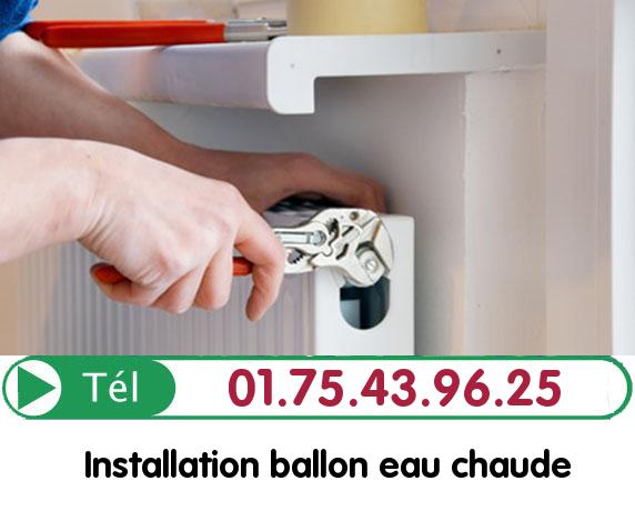 Reparation Ballon eau Chaude Val-de-Marne