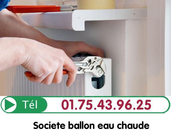 Reparation Ballon eau Chaude Yvelines